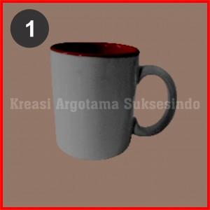 1 mug polos warna