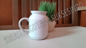 4 mug polos putih copy